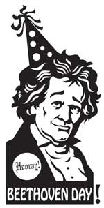 Click here to make a make a Beethoven Iron-on